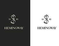 "Logo Design for Publishing Company ""Hemingway"""