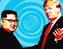 The Don Meets Kim