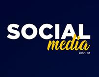 Social Media - 2017 . 03