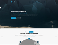 Nexus - Responsive Multipurpose HTML5 Template