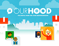 OurHood - Explainer Video