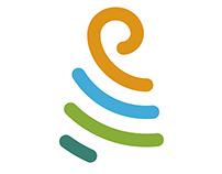 Energiladet logo til Dansk Fjernvarmes Energi på Toppen