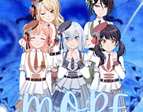 Morfonica new outfit sprite edits