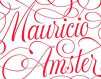 Mauricio Amster Ex Libris