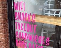 Cafe Novo Magenta Callouts