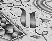 Typography Pieces