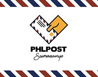 PHLPOST rebranding and Ad campaign