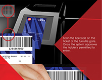 Ticketing System Design for India
