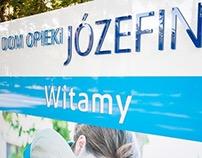 Dom Opieki Józefina - visual information system