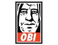 Star Wars Obi-Wan t-shirt design