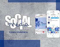 Social Media - Zykatz Imobiliária