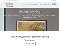 All In One Framing Website