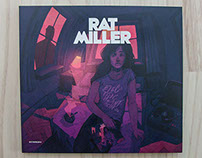 Rat Miller - Electric Heartache album artwork CD