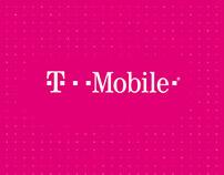 T-Mobile Production Design