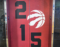 2015 Raptors Playoff Creative