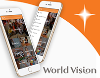 World Vision Mobile App(Taiwan)