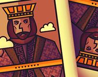 Rei Imaginário Poster