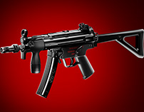 H&K MP5K PDW