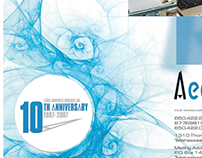 "DESIGN/BRANDING - ""AEGIS"" Brochure"