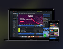 TotoWinBet - Casino Restyling