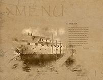 Titanic Retro Web Vision