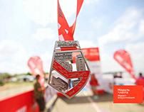 Development of design medals for TIMERMEN