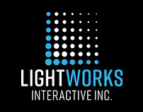 Lightworks Interactive Inc. - Logo Concept