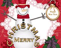 Merry Christmas eCard