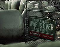 COLGATE WAR-DENTAL FLOSS
