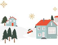 Christmas Animated Ecard 2