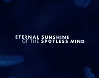 Eternal Sunshine (Title Sequence)