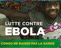 campanha presidencial FB Denis Sassou - Congo