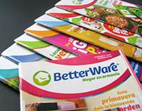 BetterWare: Editorial Design