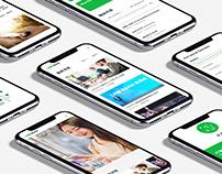 LINE Bank|Web Design