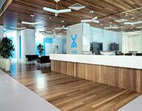 Interior Design # YOTA office & N. Belonogova