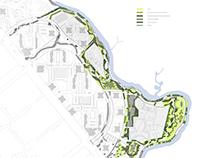 Концепция парка «Зеленый ручей»/Green creek