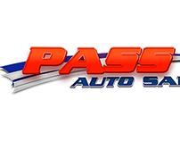 Pass Auto Sales - Redesign
