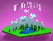 Canada - Rocky Mountain