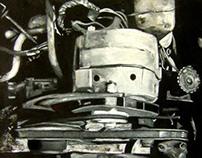Engine Drawing