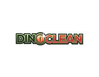 Dino Clean Logo