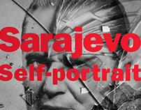 Sarajevo, Self-portrait.