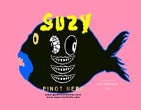 Website for Suzy Wine