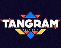 TANGRAM Tour 2013 @ RAYDEN & PIEZAS
