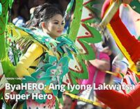 ByaHERO: Ang Iyong Lakwatsa Super Hero
