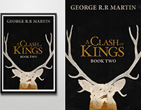Game of Thrones and Harry Potter Poster Designs