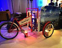 Salesforce Pimm's Cart