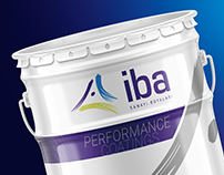 iBA Coatings - Packaging