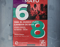 50 aniversario Mayo 68