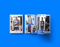 """Adidas """"Originals"""" Project"""