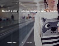Scram-Card